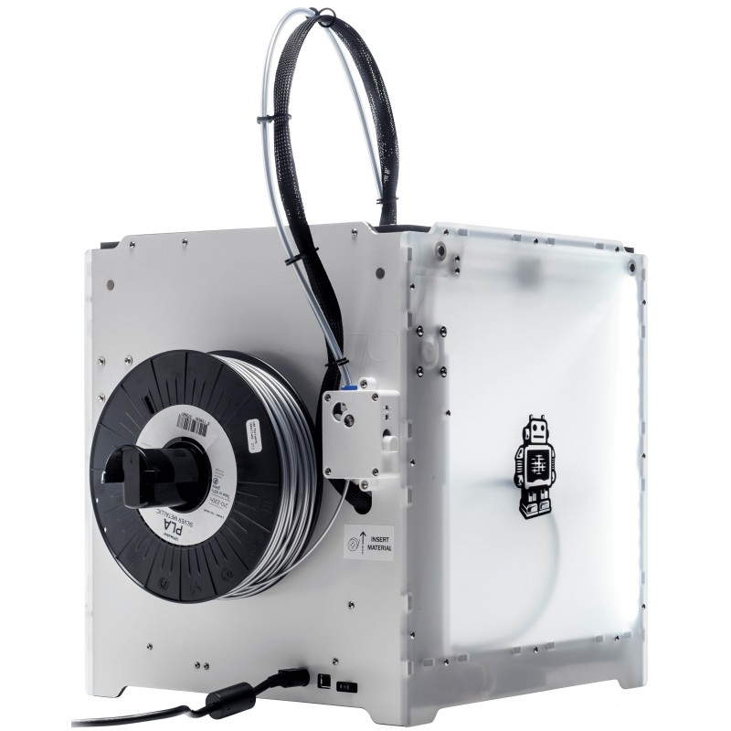 Máy in 3D Ultimaker 2 + mặt cạnh