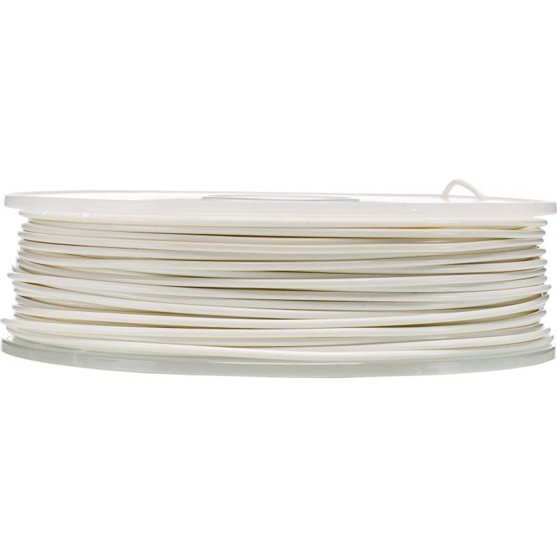 Cuộn sợi nhựa in 3D Ultimaker ABS màu trắng 1