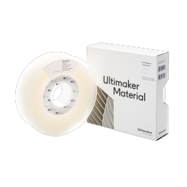 PLA Filament Ultimaker transparent