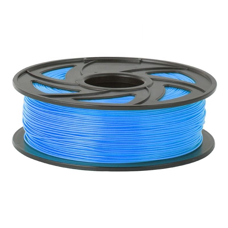 Cuộn sợi nhựa in 3D PLA màu xanh