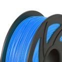 Cuộn sợi nhựa in 3D PLA màu xanh 2