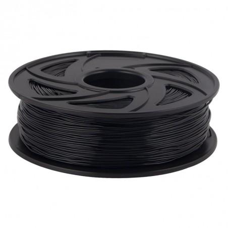 Cuộn sợi nhựa in 3D màu đen PLA