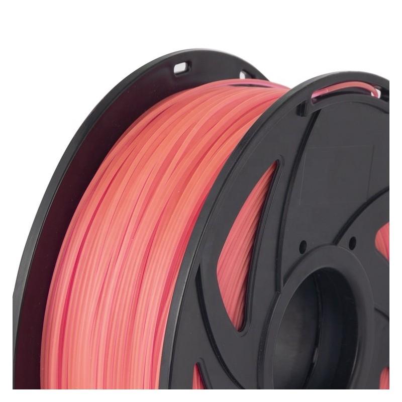 Cuộn sợi nhựa in 3D màu hồng PLA 2