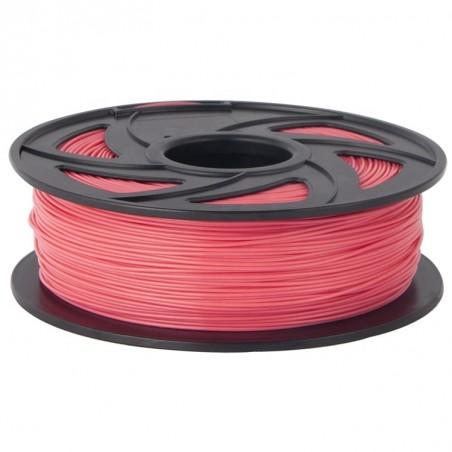 Cuộn sợi nhựa in 3D màu hồng PLA