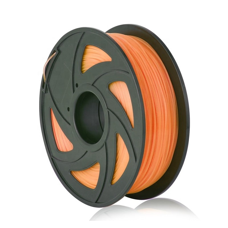Cuộn nhựa in 3D màu cam PLA 1