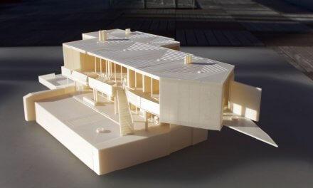 Faulkner industrial: in 3D, tương lai của thiết kế kiến trúc