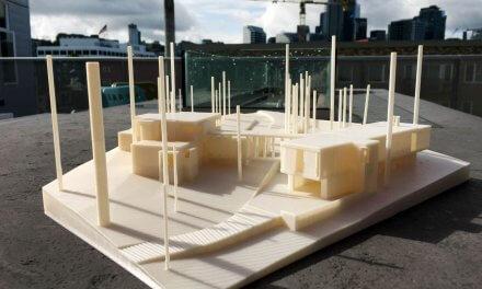 Làm Mô Hình Kiến Trúc 3 Chiều với Công Nghệ In 3D