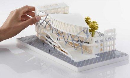 In 3D mô hình kiến trúc – Công ty kiến trúc Matt