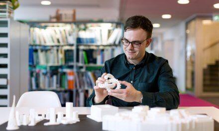 Giới kiến trúc sử dụng in 3D để phát họa dự án thành phố khổng lồ