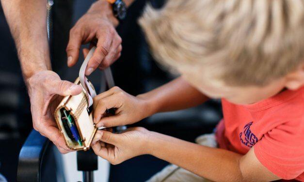 Trường tiểu học Comstock ở Mỹ phổ cập in 3D cho học sinh