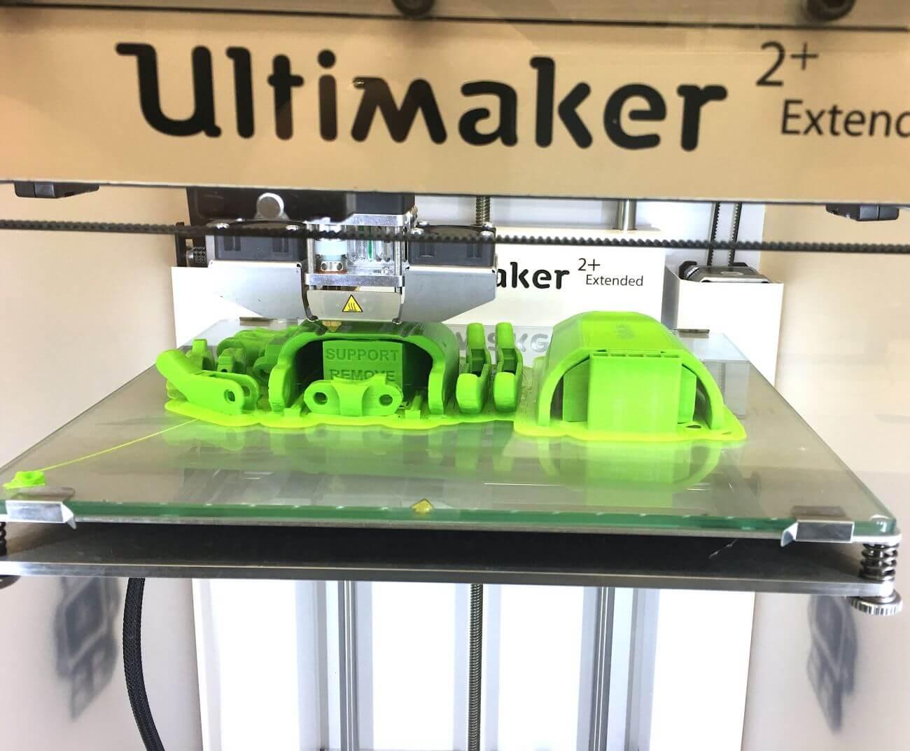 Công nghệ in 3D Ultimaker