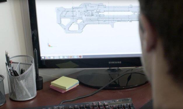 Henchmen Props: Tìm hiểu đạo cụ sân khấu in 3D