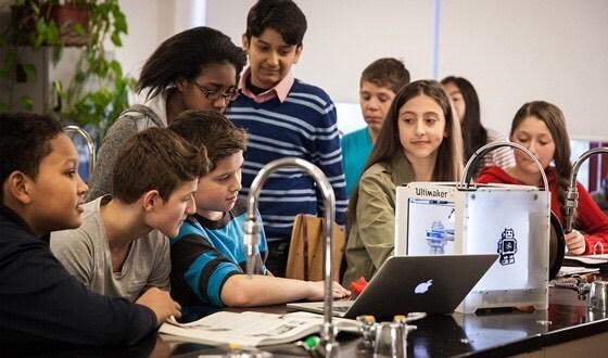 Nhựa in 3D PLA Ultimaker dùng trong giảng dạy