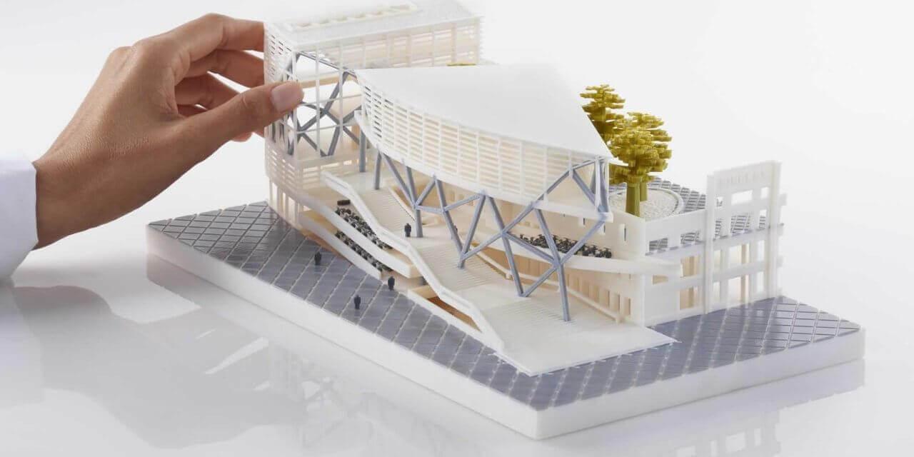 Công nghệ in 3D trong kiến trúc
