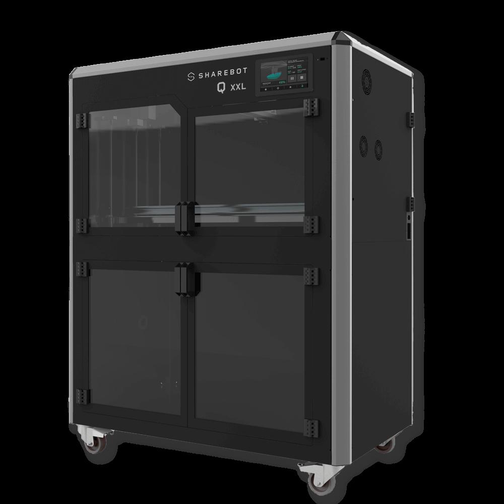 Sharebot QXXL máy in 3d hà nội