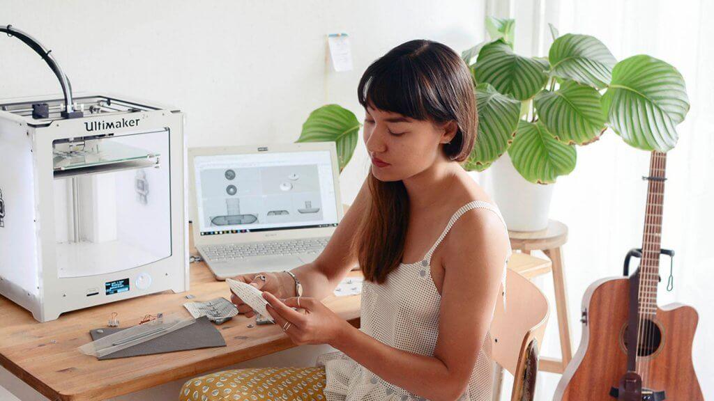 in 3d cùng tương lai thời trang mang tính cá nhân