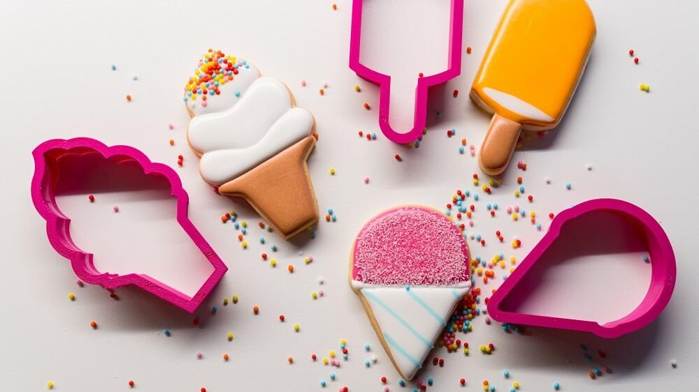 khuôn cắt bánh quy in 3D